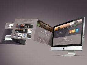 Редизайн и переработка сайта